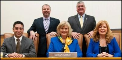 2015 Sonoma County Board of Supervisors