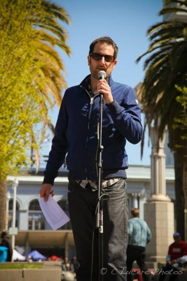 Clean Water California President Jay Sanders