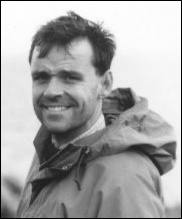 Award winning Journalist Christopher Bryson
